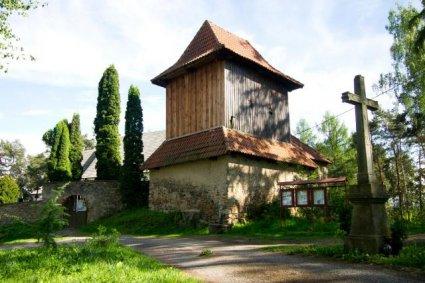 Zvonice - Řečice