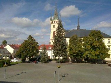 Horní náměstí Humpolec