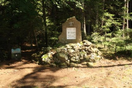 Pomník Jiřího Wolkera