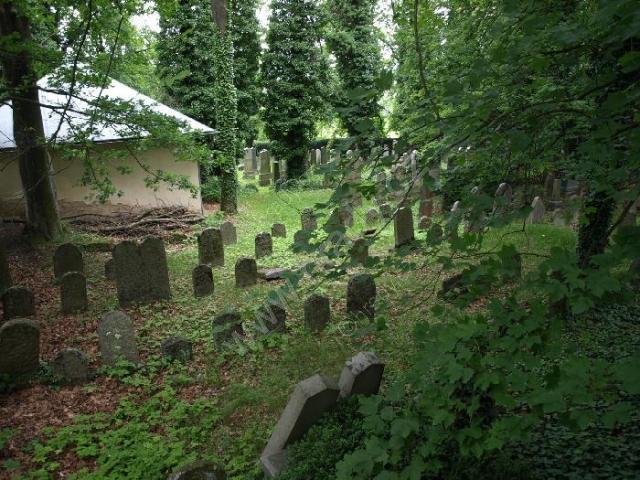 Židovský hřbitov v Humpolci