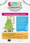 Rozsvícení vánočního stromu v MŠ Bambi kindergarten
